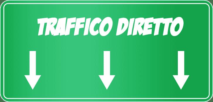 Cos'è davvero il traffico diretto?