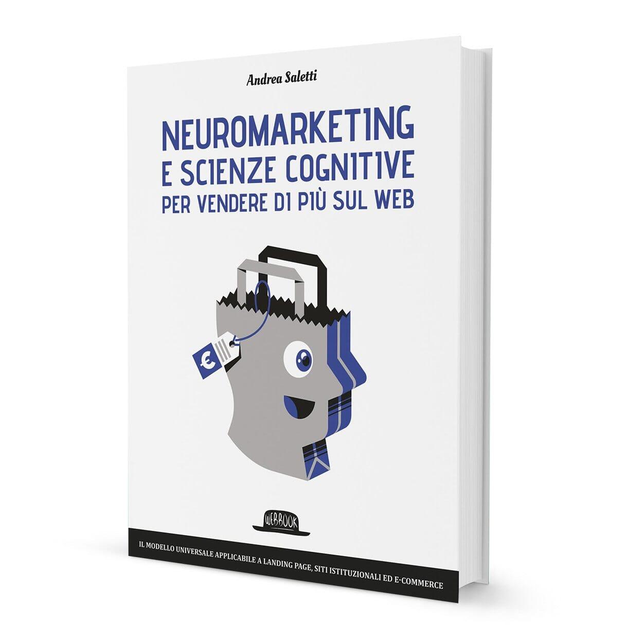 libro SEO 2017 di neuromarketing di Andrea Saletti
